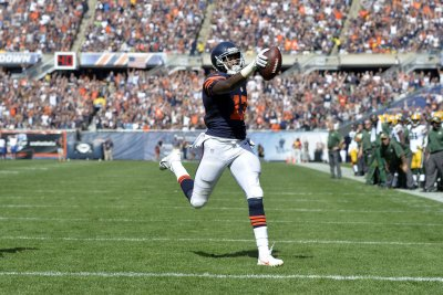 Chicago Bears to franchise WR Alshon Jeffery