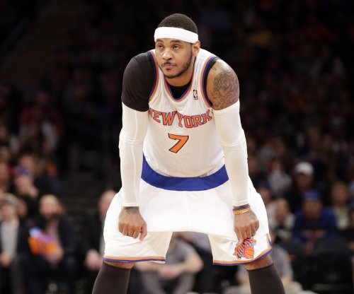 Carmelo Anthony focused on New York Knicks, not drama with Phil Jackson