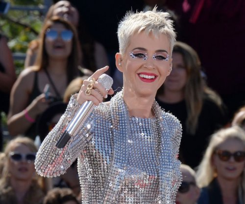 Katy Perry on reuniting with Orlando Bloom: 'It's nice'