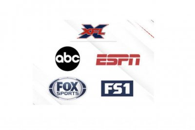 XFL to air on weekends on ESPN, ABC, Fox