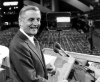 Walter Mondale, former vice president, has died at 93