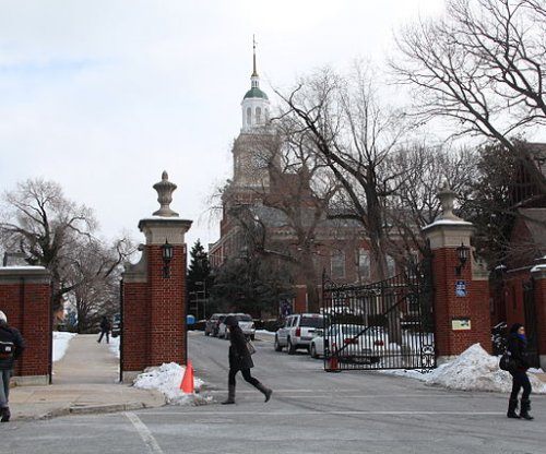 Howard University students protest dorm conditions, including mold