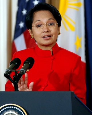 Arroyo cancels trip to Singapore