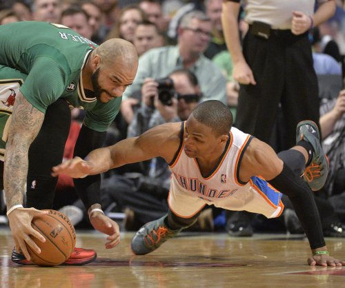 Oklahoma City Thunder set for showdown with San Antonio Spurs