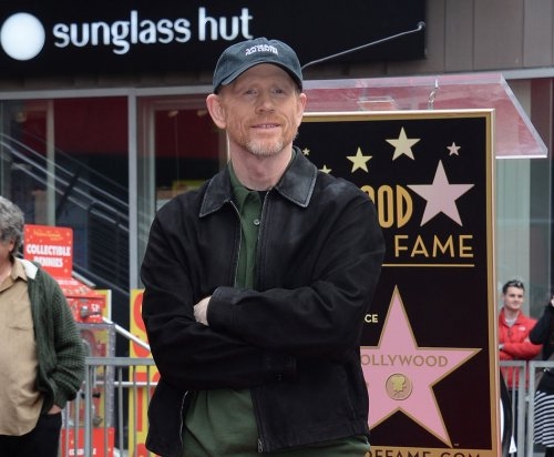 Ron Howard gets second star on Hollywood Walk of Fame