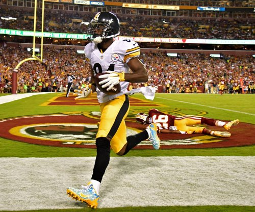 Ben Roethlisberger, Antonio Brown help Pittsburgh Steelers beat Washington Redskins