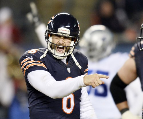 Chicago Bears feel on-the-job training pains