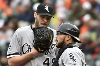 Old faces in new places: Chris Sale beefs up Boston Red Sox rotation