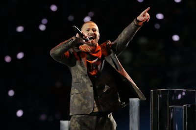 Justin Timberlake's 'Man of the Woods' tops U.S. album chart