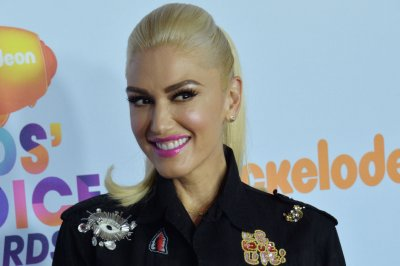 Gwen Stefani launches Las Vegas residency with Blake Shelton in attendance
