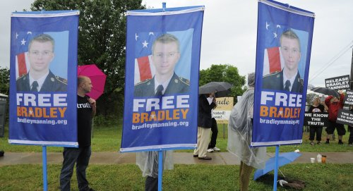 U.S.: Manning guilty of 'aiding the enemy'