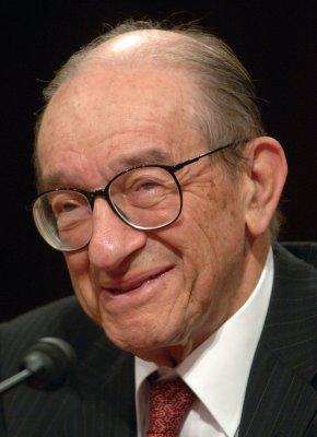 Greenspan says U.S. recession possible