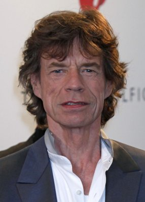 Jagger to perform at the Grammys