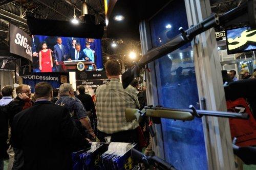 Biden: 'Time has come' on gun violence