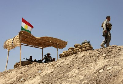 Kurds call for action against terror oil