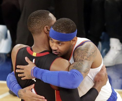 Dwyane Wade, Miami Heat beat Carmelo Anthony, Knicks