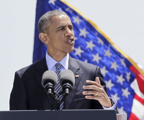 Obama: Climate change an 'immediate risk to our national security'