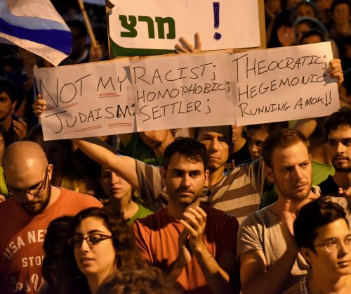 Israel extends 'administrative detention' law to Jewish citizens