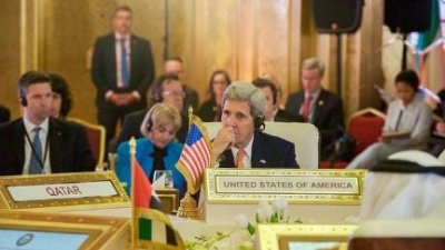 Kerry assures Gulf countries on Iran agreement