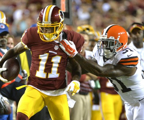 Washington Redskins rule out WR DeSean Jackson