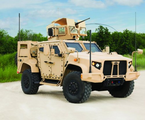Oshkosh resumes JLTV work after Lockheed protest dismissed