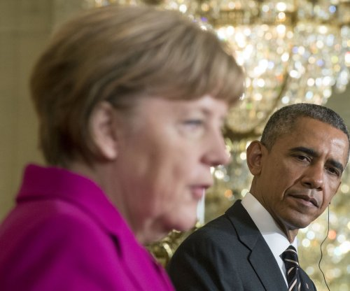 Obama, Merkel agree on safe zones in Syria, discuss international security