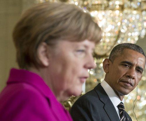Obama, Merkel agree on safe zones in Syria, discuss international security