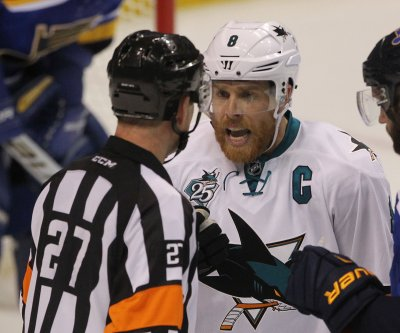 Joe Pavelski's timely goals carry San Jose Sharks within a win of finals