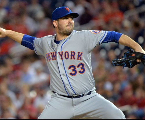 New York Mets RHP Matt Harvey to remain in rotation