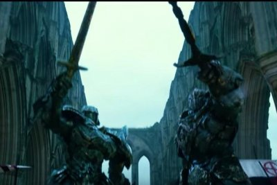 Medieval warriors appear in first 'Transformers: The Last Knight' trailer
