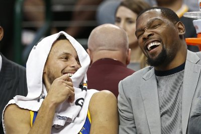 Golden State Warriors finalize signings of Steph Curry, Kevin Durant and others