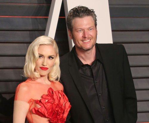 Blake Shelton references Gwen Stefani's red lips on new album