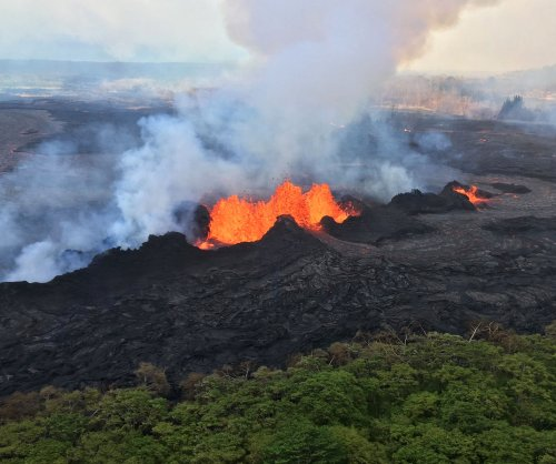 Hawaii eruptions cause health concerns