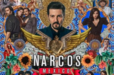 'Narcos: Mexico': Diego Luna, Scoot McNairy appear in Season 2 poster