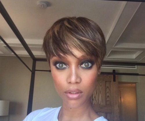 Tyra Banks unveils new pixie cut on Instagram