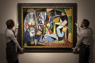 Picasso painting valued at $140M could break auction record for single piece of art
