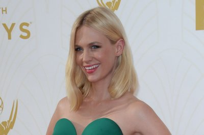 January Jones opens up about son Xander