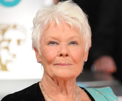 Judi Dench wins record-setting eighth Olivier Award for 'Winter's Tale'
