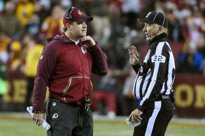 Washington Redskins' Jay Gruden gets owner Dan Snyder's first-ever extension