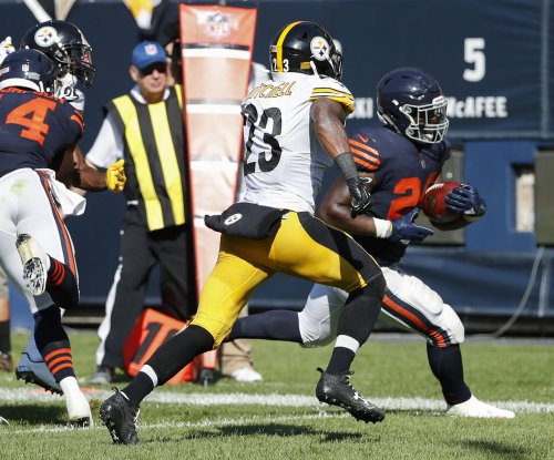 Chicago Bears top Pittsburgh Steelers in OT behind late Jordan Howard score