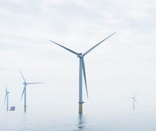 Batteries make offshore wind energy debut