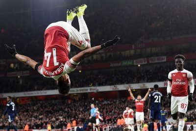 Arsenal dominates Fulham in Premier League