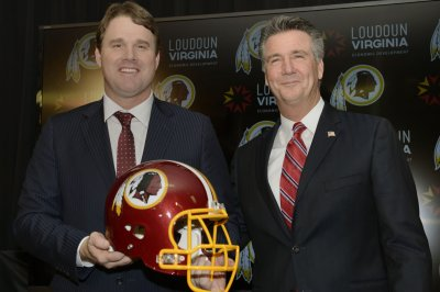 Washington Redskins fire president Bruce Allen