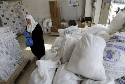 U.N. World Food Program wins 2020 Nobel Peace Prize