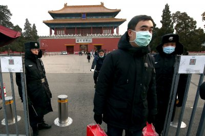 China confirms two COVID-19 variant cases in Beijing