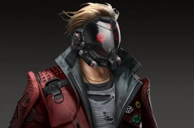 'Guardians of the Galaxy' video game to have '80s music, Star-Lord band