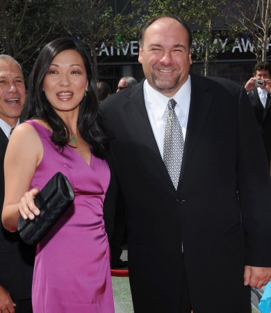 Chase, Carell, Smith and Christie mourn the loss of Gandolfini