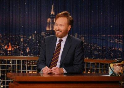 Fallon expected to succeed Conan O'Brien