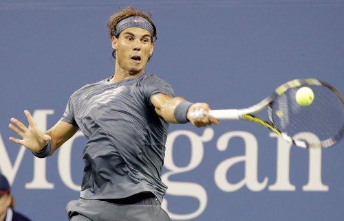 Nadal reaches third round at U.S. Open