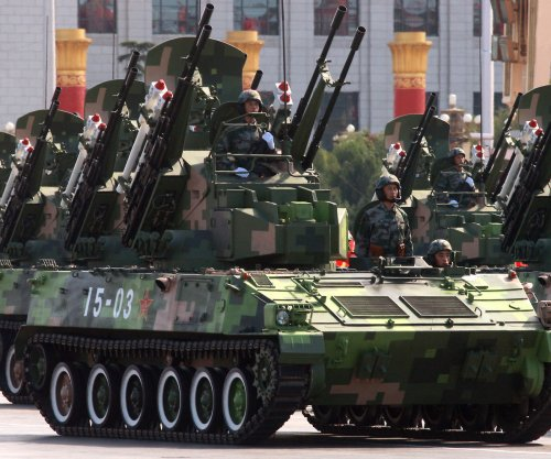 China to showcase latest weapons at upcoming National Day parade